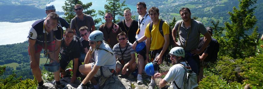 séminaire à la montagne